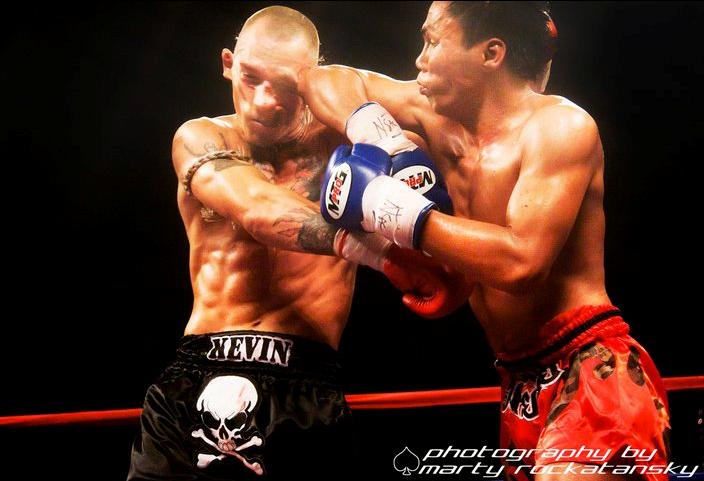 Muay Thai Combo Elbow