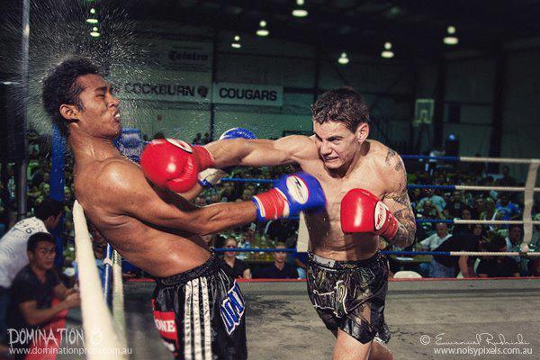 Muay Thai Combo