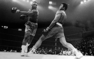 Muhammad Ali Footwork