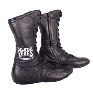 Cleto Reyes Leather Lace Up Boxing Shoes