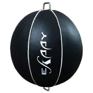 Eskaay Leather Double end Speed Bag Punch bag Double end Bag mma Boxing Speedball