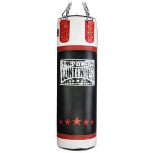 Contender Fight Sports 70 lb Leather Heavy Bag