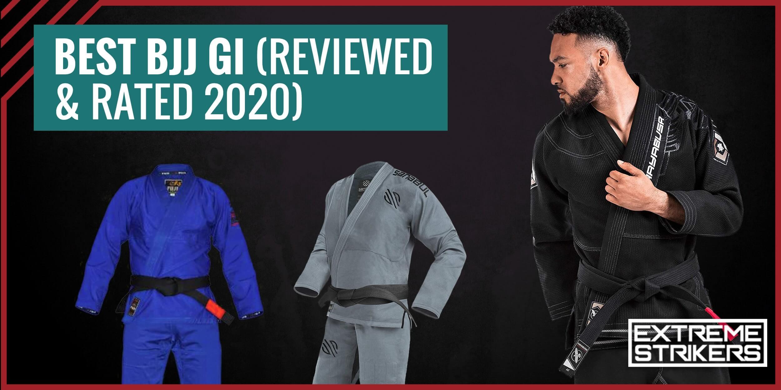 Best Bjj Gi (Reviews & Rating 2021)