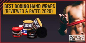 Best Boxing Hand Wraps (REVIEWED & RATED 2021)