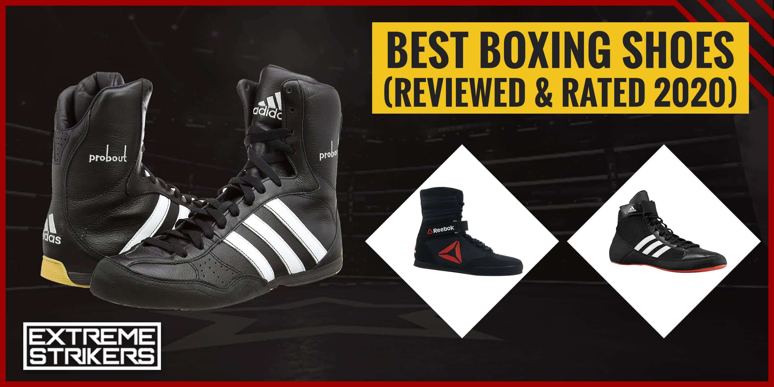 Best Boxing Shoes (REVIEWED & RATED 2021)